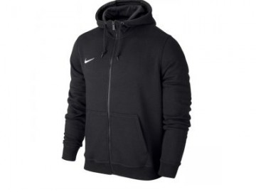 Толстовка Nike Team Club Full-Zip  Hoody 658497-010