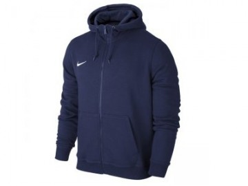 Толстовка Nike Team Club Full-Zip  Hoody 658497-451