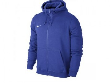 Толстовка Nike Team Club Full-Zip  Hoody 658497-463