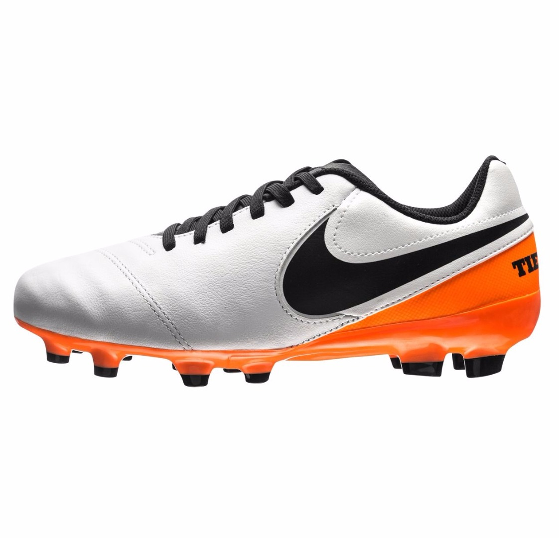 47f3663f Бутсы Nike Tiempo Legend VI FG 819186-108 JR