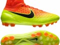 Бутсы Nike Magista Obra AG Total Crimson/Black/Volt