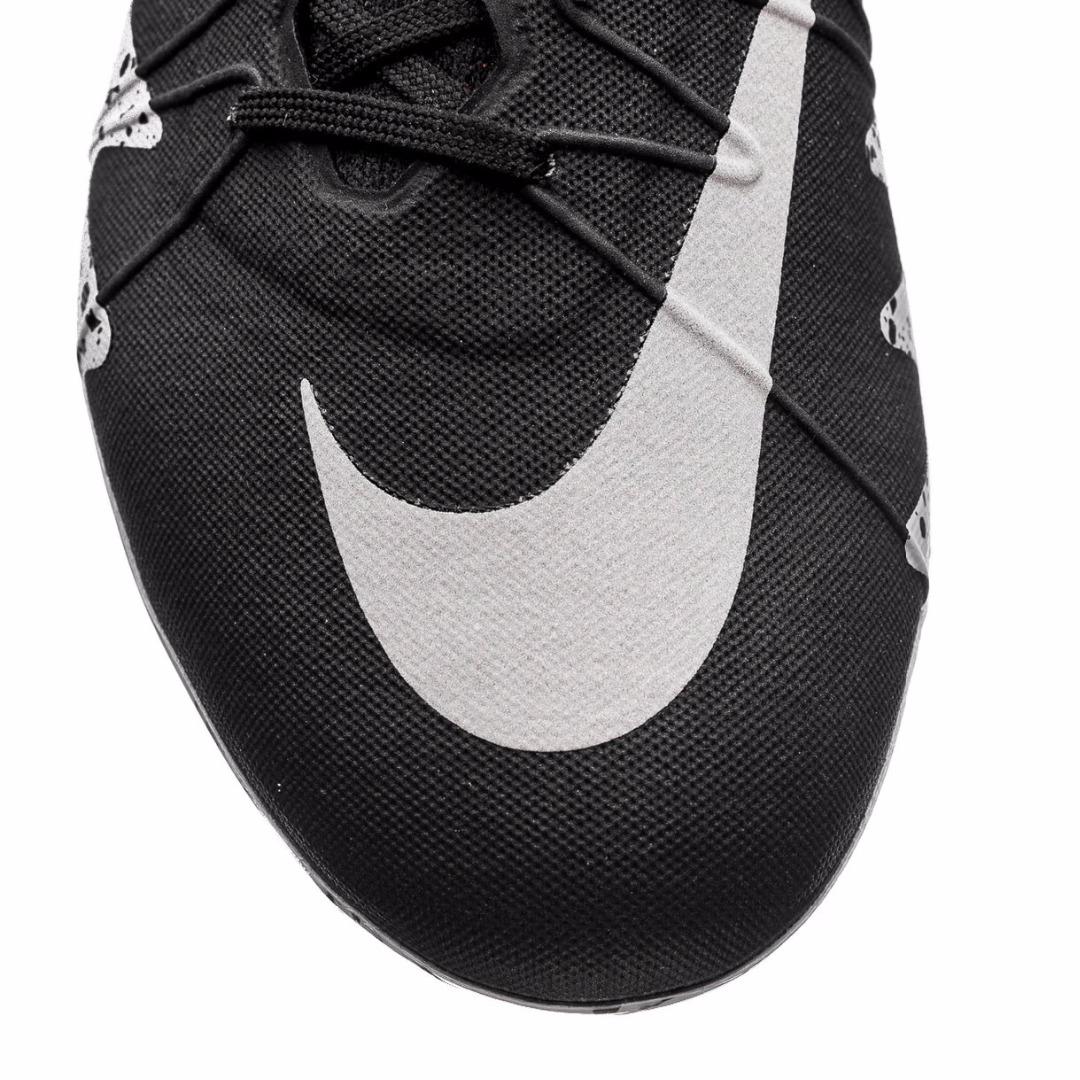 Бутсы Nike Hypervenom Phantom II Neymar x Jordan FG Black Metallic  Silver Light Crimson 820117-006 376c8f1e6d174