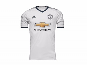 Майка игровая Adidas Manchester United Third Shirt 2016/17 AI6690