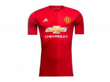 Майка игровая Adidas Manchester United Home Shirt 2016/17 AI6720