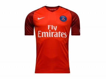Майка игровая Nike Paris Saint Germain Away Shirt 2016/17 776924-601