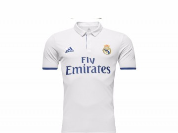 Майка игровая Adidas Real Madrid Home Shirt Adizero 2016/17 AI5171