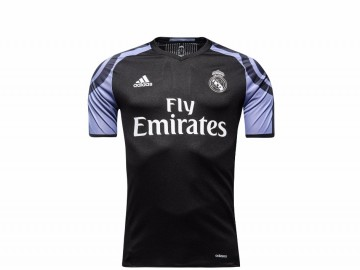 Майка игровая Adidas Real Madrid Third Shirt 2016/17 Adizero AI5138