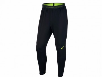 Брюки тренировочные Nike Training Trousers Strike Black/Volt 714966-011