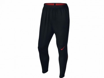 Брюки тренировочные NIke Training Trousers Strike Black/University Red 714966-014