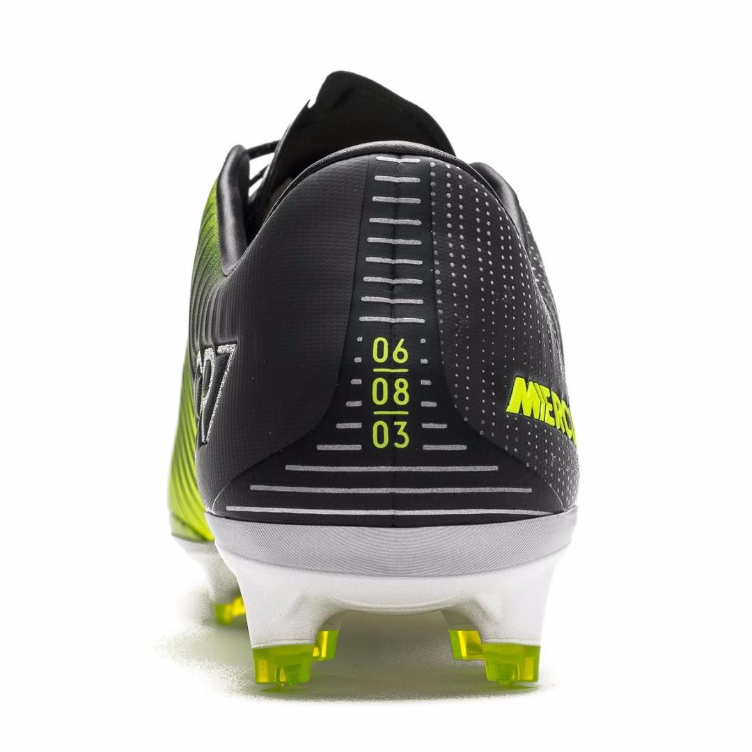 Бутсы Nike Mercurial Vapor XI CR7 Chapter 3  Discovery FG - Seaweed Volt  852514-376 1ecab90d7f1