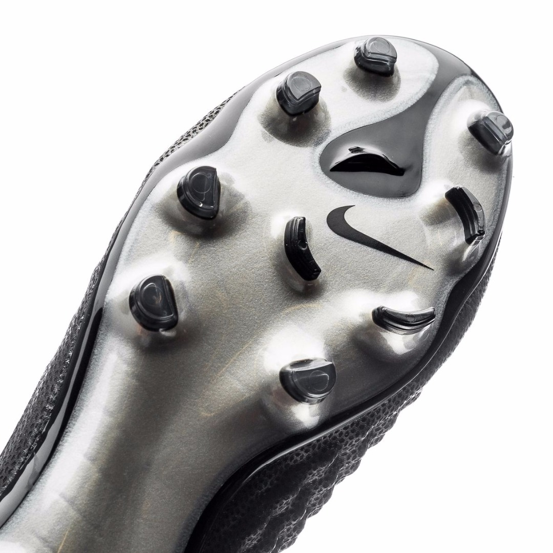 01742308 Купить Бутсы Nike Magista Obra II Leather FG Tech Craft Pack 2.0 -  Black/Metallic