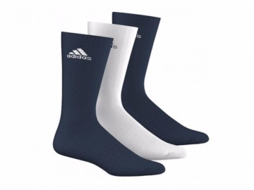 Носки Adidas Performance Crew Thin 3pp AA5460