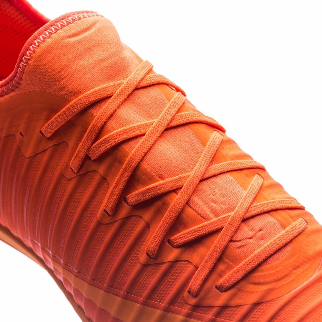 sports shoes fa34d 91c93 Футзалки Nike MercurialX Finale II IC Floodlights Glow Pack - Total Orange  831974-888