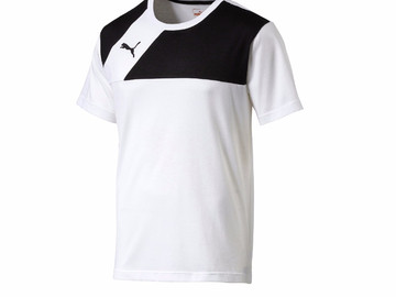 Игровая майка Esquadra Leisure T-Shirt White-Black 654384 04