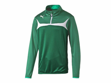 Esito 3 1 4 Zip Training Top power green 653966 05