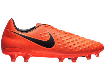 Бутсы Nike Magista Onda II FG Radiation Flare - Total Crimson/Black 844411-808