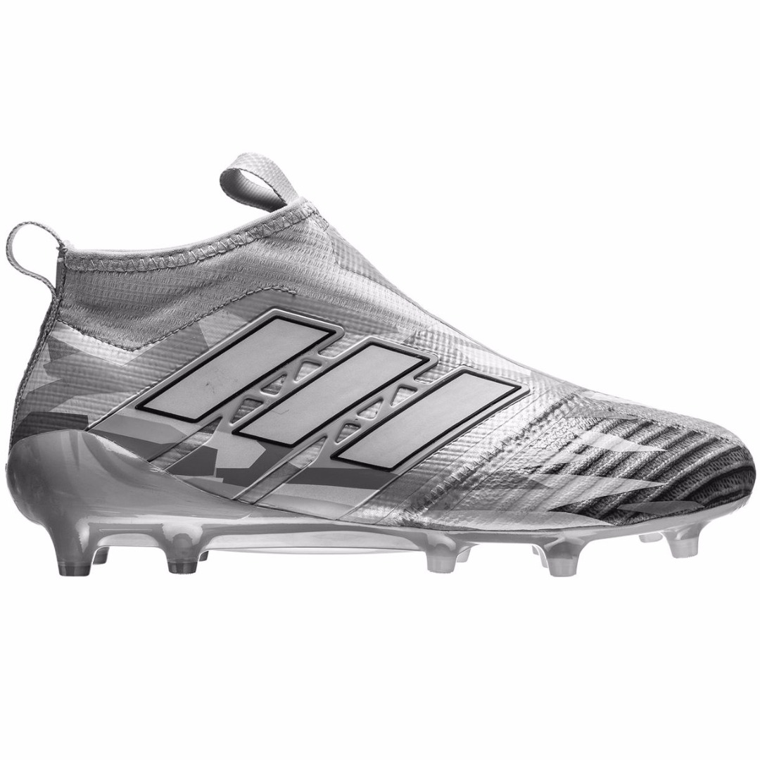 47162af3 Бутсы Adidas ACE 17+ PureControl FG/AG Camouflage - Clear Grey/Feather  White/Core Black BB5953