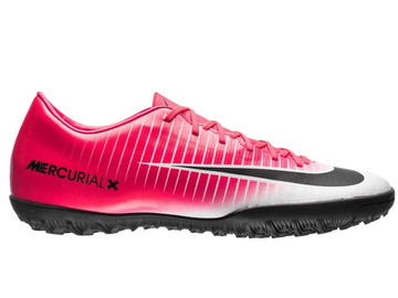 Шиповки Nike MercurialX Victory VI TF Motion Blur - Racer Pink/Black/White 831968-601