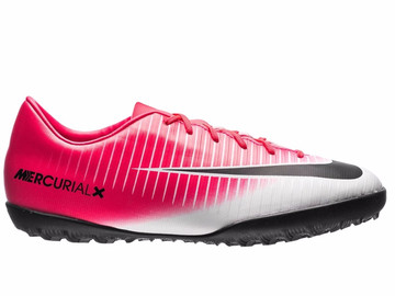 Шиповки Nike MercurialX Victory VI TF Motion Blur - Racer Pink/Black/White 831949-601 Kids