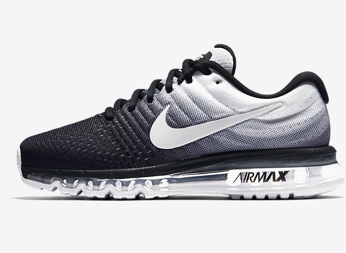 19456fd1 Кроссовки Nike Air Max 2017 849559-010