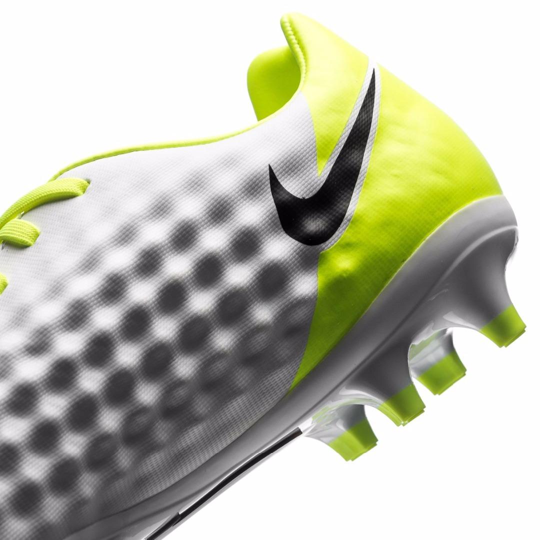 bb28f0ee Купить Бутсы Nike Magista Onda II FG Motion Blur - White/Volt/Pure Platinum