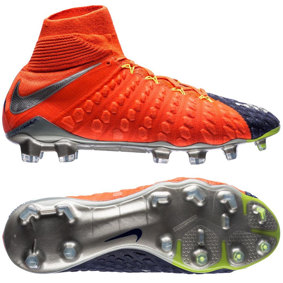 buy popular 01f28 c905f Бутсы Nike Hypervenom Phantom 3 DF FG Time To Shine - Deep Royal  Blue Chrome Total Crimson 905274-408