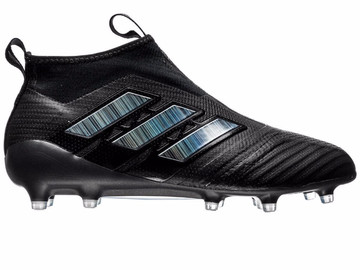 Бутсы adidas ACE 17+ PureControl FG/AG Magnetic Storm - Core Black/Utility Black S77166