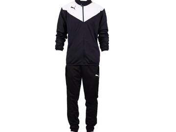 Костюм спортивный Puma Tracksuit Training Soccer PUMA Slim 655461 04 Kids