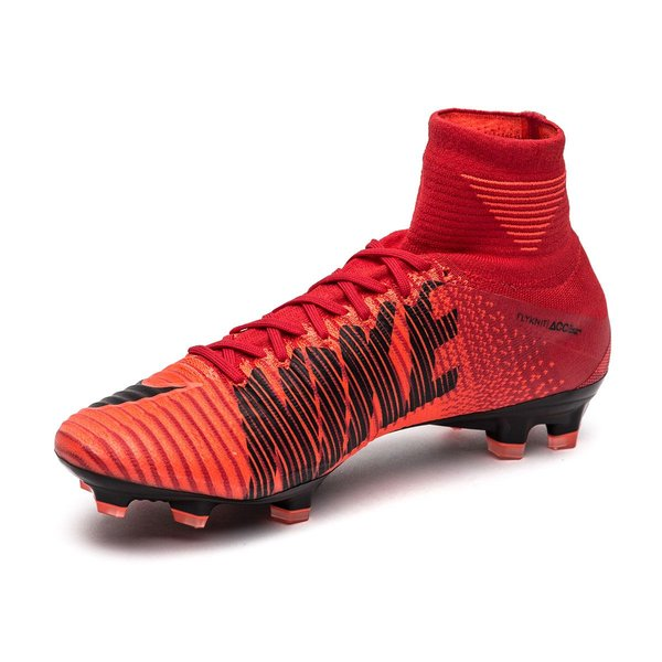 7103936f Бутсы Nike Mercurial Superfly V FG Fire - University Red/Black 831940-616