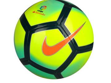 Футбольный мяч Nike La Liga Pitch Football SC3138-702