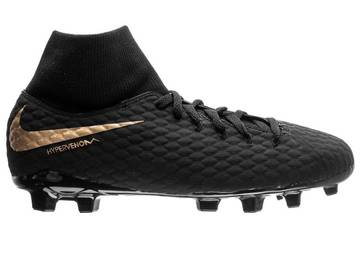 Бутсы Nike Hypervenom Phantom 3 Academy DF FG Game of Gold AH7287-090