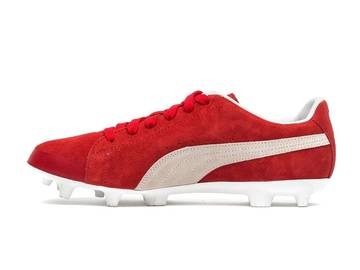PUMA Future Suede 50 FG/AG - Red/White
