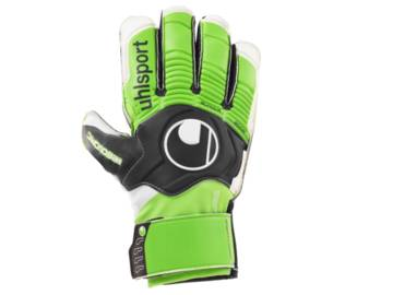 ПЕРЧАТКИ ВРАТАРЯ UHLSPORT ERGONOMIC STARTER GRAPHIT 100015001
