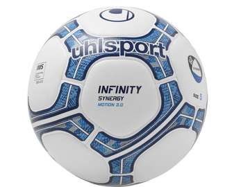 Мяч футбольный UHLSPORT INFINITY SYNERGY MOTION 3.0 100164801