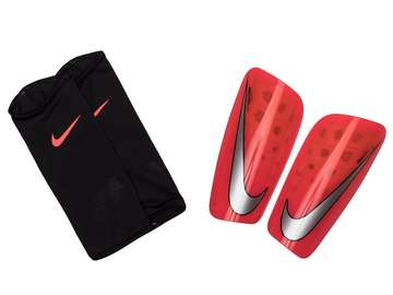 Щитки футбольные Nike Shin Pads Mercurial Lite Game Over SP2120-610
