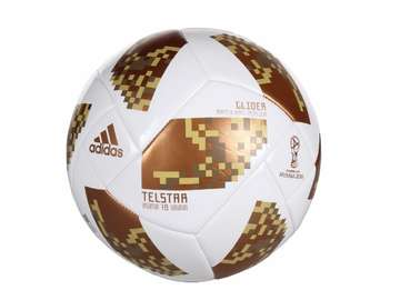 Мяч футбольный TELSTAR 2018 FIFA WORLD CUP RUSSIA CE8099