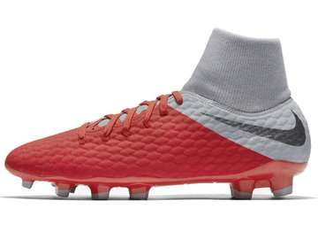 new product 49d42 628f1 Бутсы Nike Hypervenom 3 Academy DF FG AQ9217-600 SR