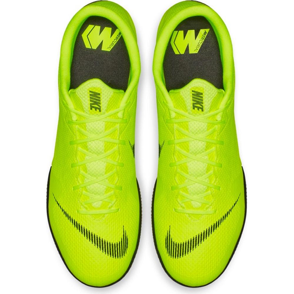 ee5611b7 Купить Футзалки Nike Mercurial VaporX 12 Academy IC AH7383-701 в Минске по  низким ценам