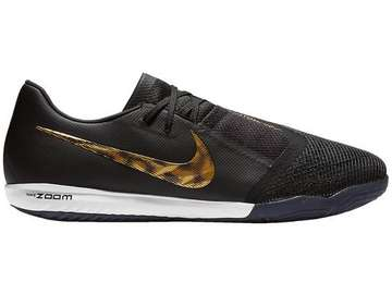Футзалки Nike Phantom Venom Zoom Pro IC Black Lux BQ7496-077