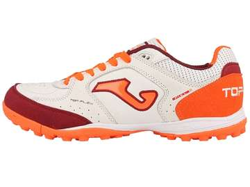 Шиповки Joma TOP FLEX 817 BLANCO-CORAL TURF TOPW.817.TF