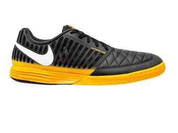 Футзалки Nike Lunargato II IC Nightfall - Dark Smoke Grey/White/Laser Orange/Black