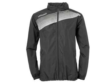 Ветровка Uhlsport LIGA 2.0 RAIN JACKET Black