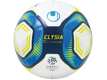 Мяч футбольный UHLSPORT ELYSIA BALLON OFFICIEL 1001680012019