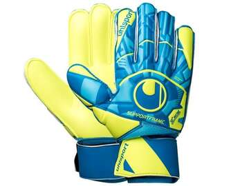 Перчатки вратаря Uhlsport RADAR CONTROL SOFT SF JUNIOR 101112501