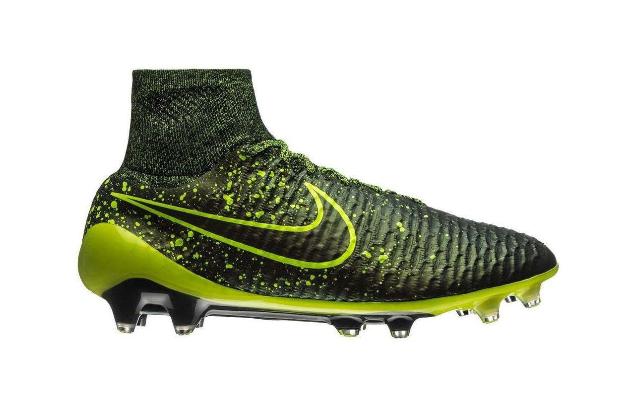 846775b5 Бутсы Nike Magista Obra FG (Yellow)